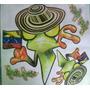 Stickers Calcomanias Rana Rene Ventas Al Mayor Y Detal
