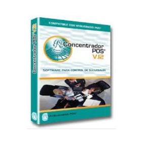 Concentrador Pos 2012,original,sucursales,instalación Gratis