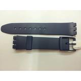 Malla Morellato Para Reloj Swatch U0279.64 Azul Encastre16mm