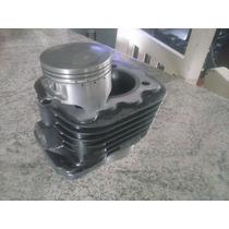 Kit Cilindro/pistão 65,5 230cc P/ Cg/titan/fan125