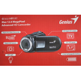 Digital Camcorder (foto/video)g-shot Hd530 Genius