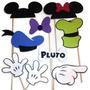 Photobooth Cumpleaños Infantiles Mickey Minniecartelitos