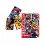 Juego De Cartas Transformers Tapimovil - Mundo Manias