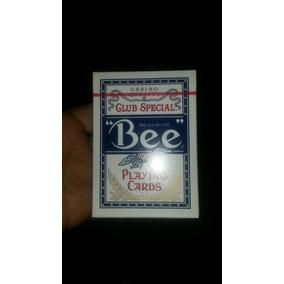 Cartas De Poker De Hilo Originales Marca Bee Selladas