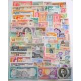 Promoción Billetes Del Mundo Exoticos Nuevos A $790!!