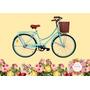 Bicicleta De Paseo Nitro Vintage Retro Somos Fabricantes