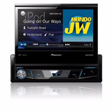 Stereo Pioneer Dvd Avh X 6800 / 6850 Usb Cd Mp3 Sd Mixtrax