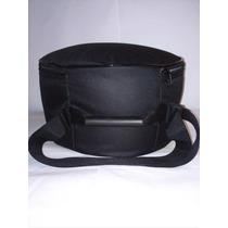 Capa Bag Bateria 5 Peças + Pedal Duplo