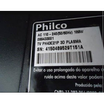 Pecas Tv Philco Ph43c21p 3d