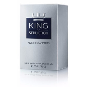 Perfume King Of Seduction Antonio Bandeiras 50ml Importado