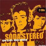 Soda Stereo Obras Cumbres Novo Lacrado Cd Duplo Coletanea