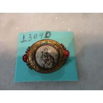 #13040 - Bijuteria Broche Antigo Nossa Senhora!!!