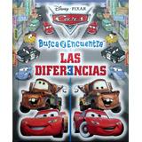 Busca Y Encuentra Cars Disney Pixar Juegos Agilidad Mental