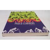 Catatau - Paulo Leminski - Ed, Iluminuras - Novo