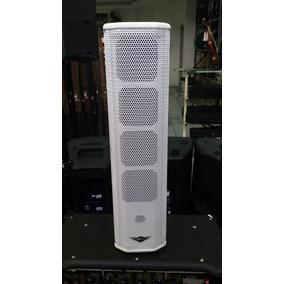 Coluna Slim Passiva - Branca - Voxstorm