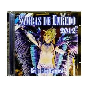 Cd Sambas De Enredo Rj 2012
