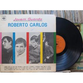Roberto Carlos Jovem Guarda Lp Cbs 1965 Original Mono