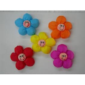 Doce Flores De Papel Crepe Para Recuerdos Y Arreglos