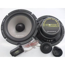 Kit 2 Vias Audiophonic Sensation Ks 6.2 130w Rms 6.5 Poleg.