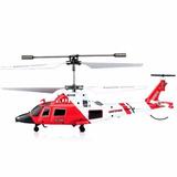 Helicoptero Para Principiantes A Control Remoto Rc Radio