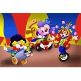 Painel 2.00x1.50 Decoração Festa Infantil Diversostemas