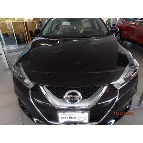 Nissan Maxima Advance 2017 Nissan Imperio Sur