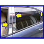 Accesorios Cromado Pilares Boceles Puertas Chevrolet Optra