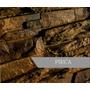 Revestimiento Símil Piedra - Línea Stone Pirca 50x10cm By Ag