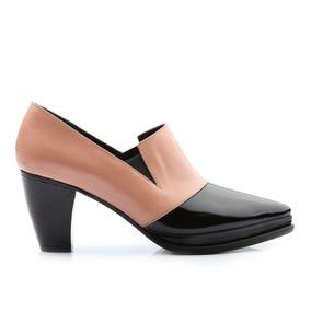Ferraro - Zapato Bee Gees Mujer Cuero
