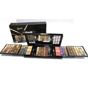 Maleta De Maquiagem 3d Jasmyne 168 Completa Kit Profissional