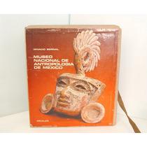 Libro Con Diapositivas Museo De Antropologia Ignacio Bernal