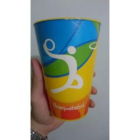 Colección Completa Vasos Juegos Olimpicos Rio 2016