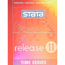 Livro Importado Stata Time-series Reference Manual