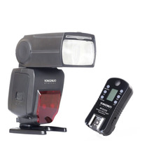 Flash Yongnuo Speedlite Yn-660 Mais Moderno+radio Flash 605