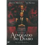 Dvd Advogado Do Diabo (1997) - Al Pacino Keanu Reeves -lacr.