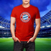 Playera Bayern Munchen Personalizada No Jersey Alemania