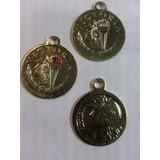 Medallas Victoria En Relieve Oro , Plata Y Bronce