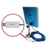 Antena Wifi Para Captar Redes Wifi Libres O No A 4 Km Aprox