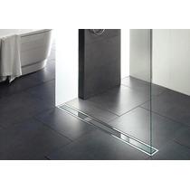 Ralo Linear 80 Cm 100% Inox Box Banheiro Sifonado Seca-piso