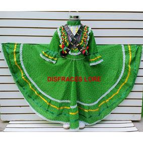 Disfraz Vestido Adelita Revolucion Mexicana