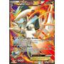 White Kyurem Ex 146/153 F A Carta Pokémon Em Inglês Original