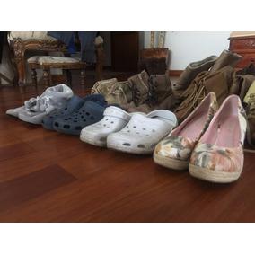 Zapatos Mujer Chalitas Diversos Modelos