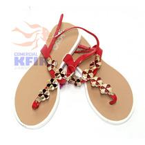 Sandalias Para Damas Marca Sosa Excelente Calidad!!