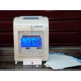 Reloj Tarjetero Digital De Asistencia