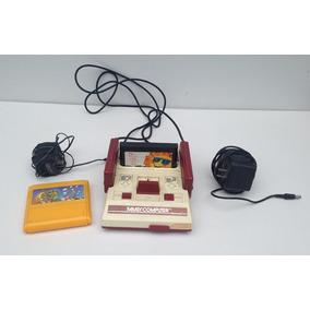 Antigo Video Game Family Computer Nintendo