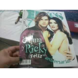 Ricky Martin Y Salma, 7mo Aniversario Revista Eres Usada Vbf