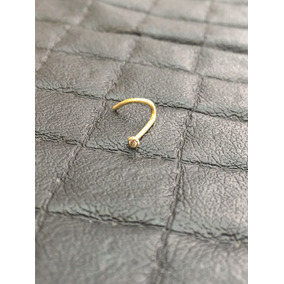 Piercings Aro De Nariz Oro 18k - Ventas Por Menor Y Mayor