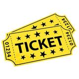 Impresión X800 Entradas Ticket Para Eventos Recitales Show