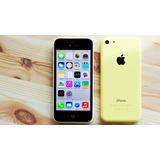 Iphone 5c, 8gb Amarelo Original