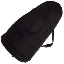 Capa Bag Luxo Acolchoada P/ Bombardino Nylon 600 Resistente